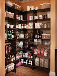interior kitchen pantry storage with stylish functional kitchen