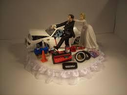 mechanic wedding cake topper beautiful vintage car wedding cake topper vintage wedding ideas