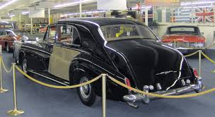 rolls royce phantom rear file 1960 rolls royce phantom v james young sedanca deville rear