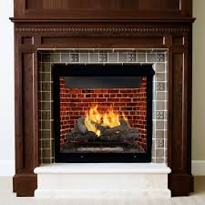 pleasant hearth 30 u0027 u0027 valley oak vent free gas log set 33 000 btu u0027s