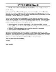 leading law enforcement u0026 security cover letter examples
