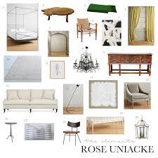 design crush rose uniacke elements of style blog