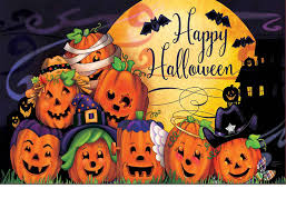 u0026 outdoor happy halloween insert doormat 18x30