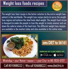 indian food for weight loss diet clinic gurgaon pinterest
