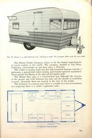 shasta compact trailer floor plans pictures to pin on pinterest