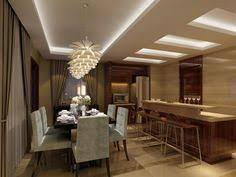 Modern Ceiling Designs With Decorative Stretch Ceiling Film - Dining room ceiling lights