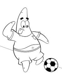 spongebob squarepants coloring pages patrick star spongebob