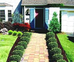 Garden Ideas Front House Small Front Porch Garden Ideas Idea Landscaping Small Trees For
