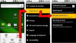 uninstall app android how to remove uninstall software apps in android android help
