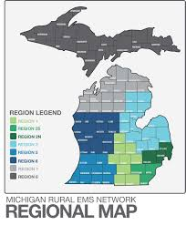 Allegan Michigan Map by Resources Michigan Rural Ems Network