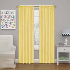 Yellow And Grey Curtain Panels Yellow Curtain Panels Curtains Ds Birch Lane Astounding Yellow