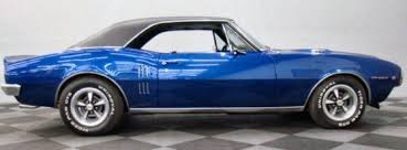 1967 Firebird Interior Pontiac Firebird