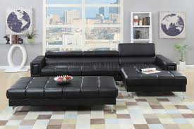 Cheap Black Leather Sectional Sofas Sofa Modular Sectional Black And White Sectional Black Leather