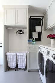 eclectic laundry hampers laundry room traditional with hamper