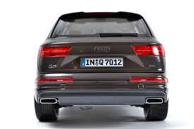Audi Q7 Specs - dtw corporation rakuten global market audi dealer models 1 18