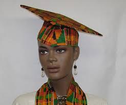 kente graduation stoles graduation stole kente cap