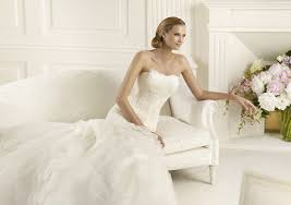 pronovias presents the duende wedding dress dreams 2013