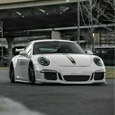 slammed porsche bagged 991 gt3 zero fucks policy applied cr zuumy cult911