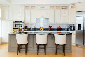 kitchen island chair these 20 stylish kitchen island designs will you swooning