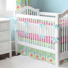 Bright Crib Bedding Baby Nursery Image Of Baby Nursery Room Decoration
