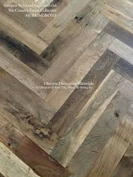 Herringbone Laminate Flooring Reclaimed Engineered European Oak Floors In Mixed Width And