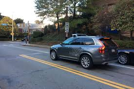 volvo uber u0027s new self driving volvo suvs have been spotted in pittsburgh