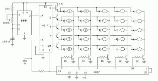 led christmas light circuit diagram the best ideas of christmas