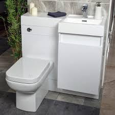 bathroom toilet sink combination unit built in medicine cabinets