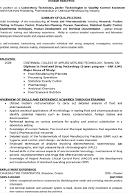Service Technician Resume Sample by Lab Technician Resume Templates Download Free U0026 Premium