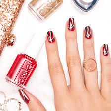 holiday nail art tutorial makeup com