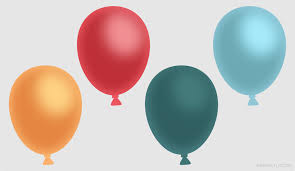 free balloons free colorful balloons png for development