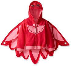 amazon com pj masks girls u0027 owlette hoodie and hooded tee clothing