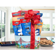 ghirardelli gift basket gourmet food gift baskets luxgiftsngoods