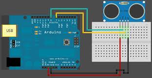 arduino basics hc sr04 ultrasonic sensor
