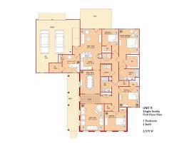 5 bedroom open floor plans herryford village e1 e5 with select homes open to all military
