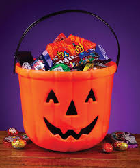basketball halloween basket 8