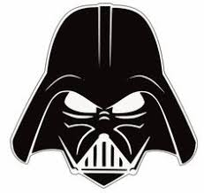 darth vader head coloring pages google search stencil art