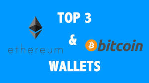 top 3 ethereum u0026 bitcoin wallets youtube