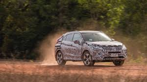 2018 mitsubishi eclipse cross preview drive chasing cars