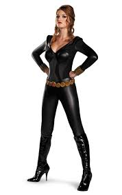 black widow costume avengers party city