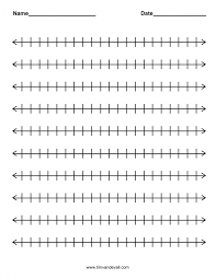 math best photos of printable number line 1 10 worksheet with
