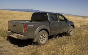 2010 nissan frontier information and photos zombiedrive