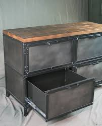 industrial lateral file cabinet combine 9 industrial furniture industrial file cabinet with storage