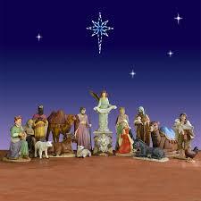outdoor 17 nativity set christmasnightinc