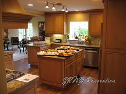 Track Light In Kitchen Kitchen Track Lighting Home Design And Decorating