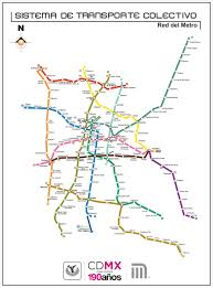 Blue Line Delhi Metro Map by