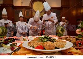 association cuisine 140705 kuala lumpur july 5 2014 xinhua the halal food