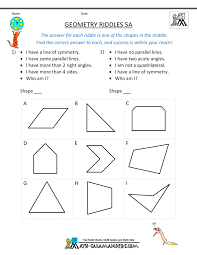 Metric Mania Worksheet Http Www Math Salamanders Com Images 5th Grade Geometry Riddles
