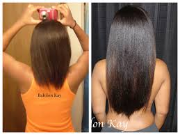 how to trim relaxed hair how to trim relaxed hair yourself best hair 2017