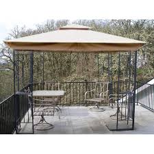 Fred Meyer Outdoor Furniture by Fred Meyer Gazebo Replacement Canopy Garden Winds